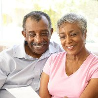 What is the minimum credit score for reverse mortgage financing?
