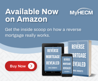 The Reverse Mortgage Revealed is Available on Amazon