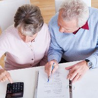 What is a HECM reverse mortgage non borrowing spouse NBS?